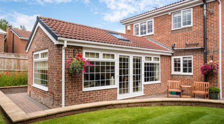 The History Of UPVC Windows And Doors