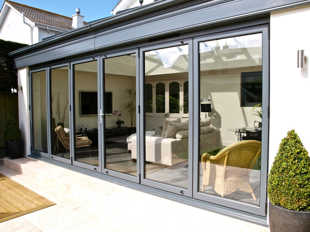 What Are Bi Fold Doors?