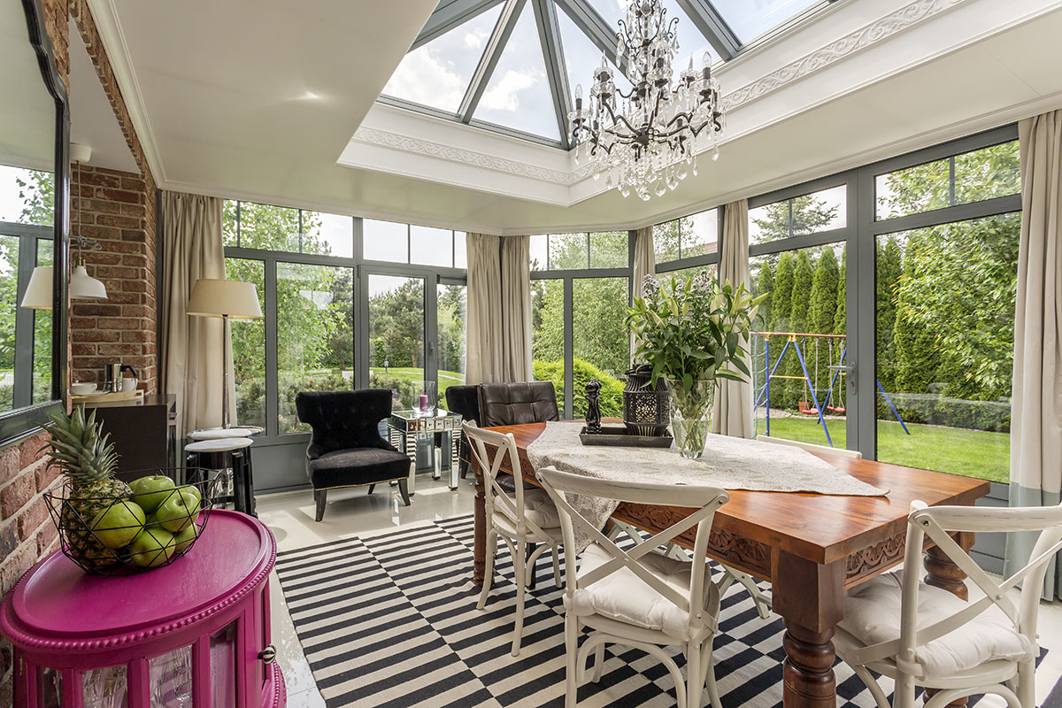 Do You Need More Room? Ever Considered A Conservatory?