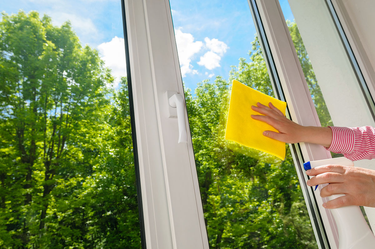 How To Look After Your UPVC Windows