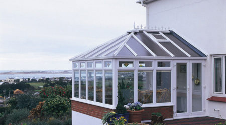Permission For A Conservatory