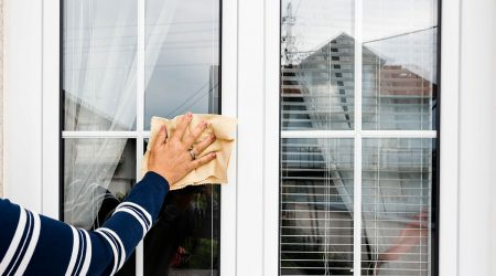 Cleaning Your UPVC Windows
